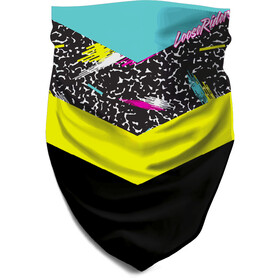 Loose Riders Tube Scarf, radical teal